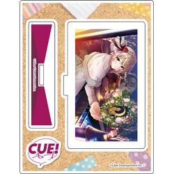 CUE!×STELLAMAP CAFE アクリルスタンド M4 遠見 鳴