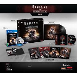 GUNGRAVE VR COMPLETE EDITION 限定版 【PS4ゲームソフト(VR専用)】