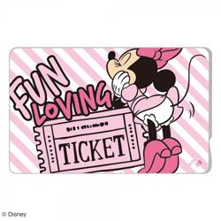 『ディズニーキャラクター』/ICカードステッカー/『ミニーマウス/Bum Bum』 IN-DICS/MN001
