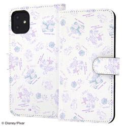 iPhone 11 6.1インチ / 『ディズニー・ピクサーキャラクター』/手帳型アートケース マグネット/モンスターズ・インク20 IN-DP21MLC2/MI020