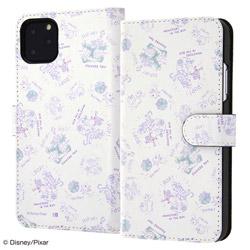 iPhone 11 Pro Max 6.5インチ 『ディズニー・ピクサーキャラクター』/手帳型アートケース マグネット/『モンスターズ・インク20』 IN-DP22MLC2/MI020