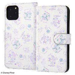 iPhone 11 Pro 5.8インチ / 『ディズニー・ピクサーキャラクター』/手帳型アートケース マグネット/モンスターズ・インク20 IN-DP23MLC2/MI020