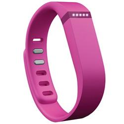 ウェアラブル活動量計(リストバンドタイプ) ワイヤレス活動量計+睡眠計リストバンド 「Fitbit Flex」 FB401VT-JPN バイオレット