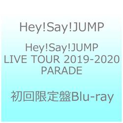 Hey! Say! JUMP/ Hey! Say! JUMP LIVE TOUR 2019-2020 PARADE 初回限定盤Blu-ray