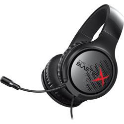 CREATIVE(クリエイティブ) ゲーミングヘッドセット Sound BlasterX H3 SBX-H3