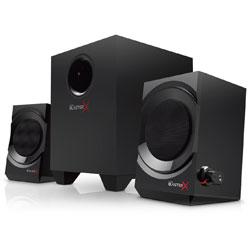 2.1チャンネル ゲーミングスピーカーシステム アナログ接続モデル Sound BlasterX Kratos S3 SBX-KTS-S3