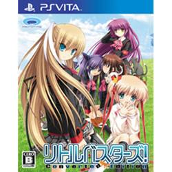 リトルバスターズ! Converted Edition 【PS Vitaゲームソフト】