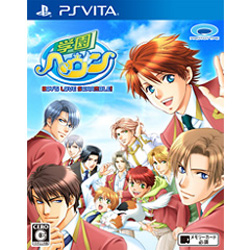 学園ヘヴン BOY'S LOVE SCRAMBLE! 【PS Vitaゲームソフト】