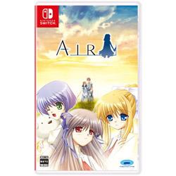 【特典対象】 AIR 【Switchゲームソフト】 ◆ソフマップ・アニメガ特典「オリジナルB2タペストリー」