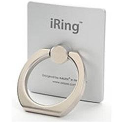 〔スマホリング〕 iRing アイリング シルバー UMS-IR01SI
