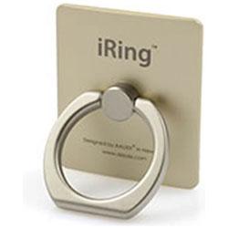 〔スマホリング〕 iRing アイリング ゴールド UMS-IR01GO