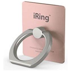 〔スマホリング〕 iRing アイリング ローズゴールド UMS-IRLEB01RG