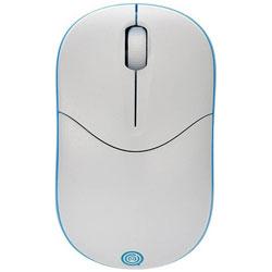 ワイヤレス光学式マウス[2.4GHz USB・Win/Mac] エントリータイプ (3ボタン・ブルー) IM335GBL