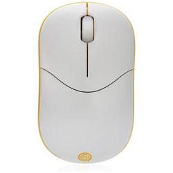 ワイヤレス光学式マウス[2.4GHz USB・Win/Mac] エントリータイプ (3ボタン・イエロー) IM335GYE