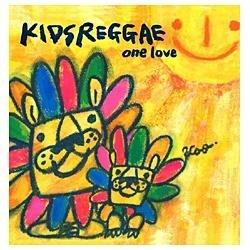 Nastashia Brown/KIDS REGGAE one love 【CD】   [NastashiaBrown /CD]
