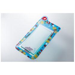 スマートフォン用[幅 73mm/5.2インチ] Splash Proof Case (バーベキュー) [PRECISION] SPC104FAN3