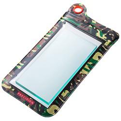 スマートフォン用[幅 73mm/5.2インチ] Splash Proof Case (カモフラージュ) [PRECISION] SPC104COOL1