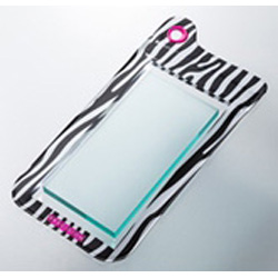 スマートフォン用[幅 73mm/5.2インチ] Splash Proof Case (セブラ) [PRECISION] SPC104COOL2