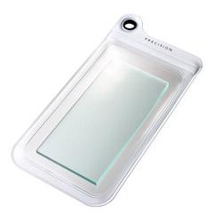 スマートフォン用[幅 95mm]PRECISION Splash Proof Case Large SPC105WH White