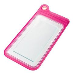 スマートフォン用[幅 95mm]PRECISION Splash Proof Case Large SPC105PV Vivid Pink