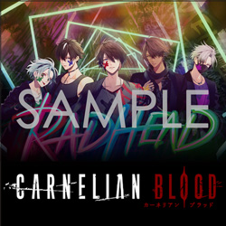 """インディーズ EROSION/ 5-Vocal-Band """"EROSION"""" 3rd Single from CARNELIAN BLOOD"""