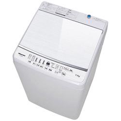 全自動洗濯機  ホワイト HW-G55B-W [洗濯5.5kg /乾燥機能無 /上開き]