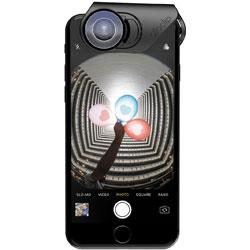 olloclip Fisheye + Super-Wide + Macro 15x Lenses For iPhone 8/7 / 8/7Plus OC-0000284-EU