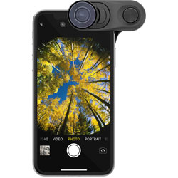 olloclip iPhone XS Max Fisheye + Macro Essential and Super-Wide OC-0000315-EU