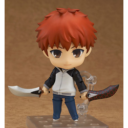 ねんどろいど Fate/stay night [Unlimited Blade Works] 衛宮士郎