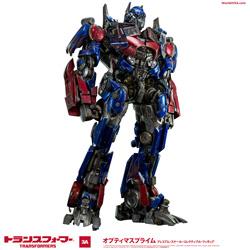 塗装済み可動フィギュア Transformers: Dark of the Moon(トランスフォーマー/ダークサイド・ムーン) Optimus Prime (オプティマスプライム)