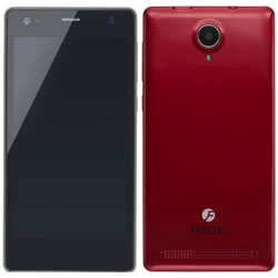 【クリックで詳細表示】[LTE対応]SIMフリー Android 5.1スマートフォン「Priori3 LTE ルビーレッド」 4.5型(メモリ/ストレージ:1GB/8GB) FTJ152A-PRIORI3LTE-RR