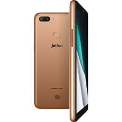 jetfon P6 ゴールド「ELTP18A04」5.7型 メモリ/ストレージ:2GB/16GB nanoSIMx2 DSDV対応 ドコモ/ソフトバンク対応 クラウドSIMスマートフォン