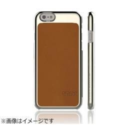 iPhone6 (4.7) Metal Jacket Bar ベッグブラウン