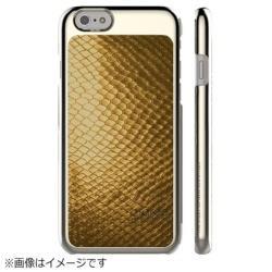 iPhone6 (4.7) Metal Jacket Bar ゴールドメタル