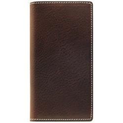 iPhone 7 Plus用 Minerva Box Leather Case ブラウン SLG Design SD8146i7P