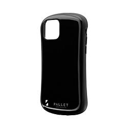 iPhone 11 Pro 5.8インチ NEW PALLET 耐衝撃ケース ブラック