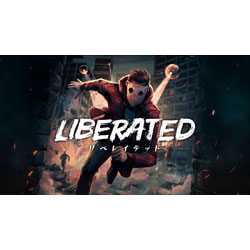 LIBERATED 【PS4ゲームソフト】