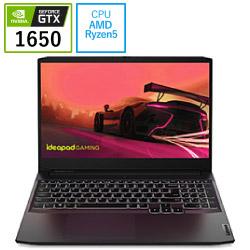 Lenovo(レノボジャパン) 82K2008AJP ゲーミングノートパソコン IdeaPad Gaming360 シャドーブラック [15.6型 /AMD Ryzen 5 /メモリ:8GB /SSD:512GB /2021年9月モデル]