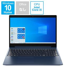 Lenovo(レノボジャパン) ノートパソコン IdeaPad L350 アビスブルー 81Y300T7JP [15.6型 /intel Core i5 /メモリ:8GB /2021年6月モデル]