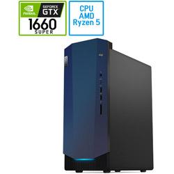 Lenovo(レノボジャパン) 【店頭併売品】 90RW002MJP ゲーミングデスクトップパソコン IdeaCentre Gaming 560 ブラック [モニター無し /AMD Ryzen5 /メモリ:8GB /SSD:512GB /2021年7月モデル]