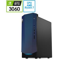 Lenovo(レノボジャパン) 【店頭併売品】 90RW002PJP ゲーミングデスクトップパソコン IdeaCentre Gaming 560 ブラック [モニター無し /AMD Ryzen7 /メモリ:16GB /SSD:1TB /2021年7月モデル]