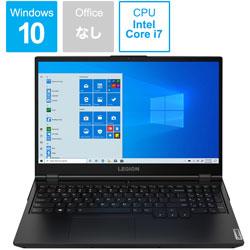 Lenovo(レノボジャパン) 【期間限定5,500円引き】 81Y6004HJP ゲーミングノートパソコン Legion 550i ファントムブラック [15.6型 /intel Core i7 /SSD:1TB /メモリ:16GB /2020年5月モデル]