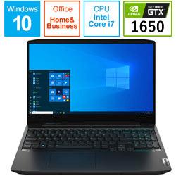 Lenovo(レノボジャパン) 81Y40050JP ゲーミングノートパソコン IdeaPad Gaming 350i オニキスブラック [15.6型 /intel Core i7 /HDD:1TB /SSD:256GB /メモリ:8GB /2020年5月モデル]