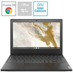 Lenovo(レノボジャパン) 82BA000LJP ノートパソコン IdeaPad Slim350i Chromebook オニキスブラック [11.6型 /intel Celeron /eMMC:32GB /メモリ:4GB /2020年8月モデル]