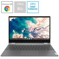 Lenovo(レノボジャパン) 【キャンペーン対象】 82B80018JP ノートパソコン IdeaPad Flex550i Chromebook[コンバーチブル型] グラファイトグレー [13.3型 /intel Celeron /eMMC:64GB /メモリ:4GB /2020年7月モデル]