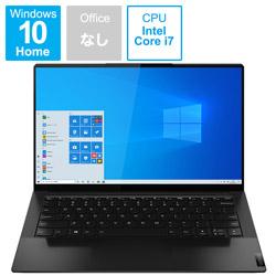 ノートパソコン Yoga Slim 9 14ITL5 シャドーブラック 82D10009JP [14.0型 /intel Core i7 /SSD:1TB /メモリ:16GB /2021年1月モデル]