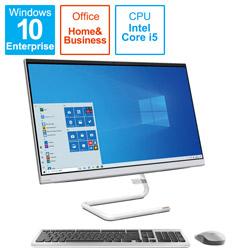 Lenovo(レノボジャパン) F0EY00EHJP デスクトップパソコン IdeaCentre AIO350i ホワイト [27型 /intel Core i5 /HDD:1TB /SSD:256GB /メモリ:8GB /2020年11月モデル]