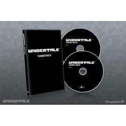 「UNDERTALE」サウンドトラック (日本語版) CD