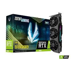 ゲーミンググラフィックボード GeForce RTX 3090 Trinity  ZT-A30900D-10P [GeForce RTXシリーズ]
