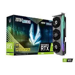 ゲーミンググラフィックボード GAMING GeForce RTX 3080 AMP Holo  ZT-A30800F-10P [10GB /GeForce RTXシリーズ]